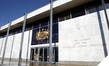 Law Society welcomes return of jury trials in Canberra