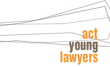 Young lawyer events