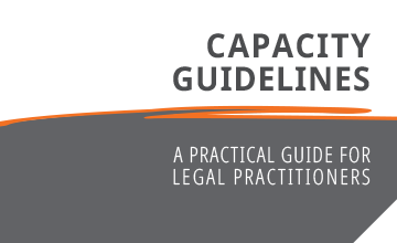 Capacity Guidelines and Toolkit